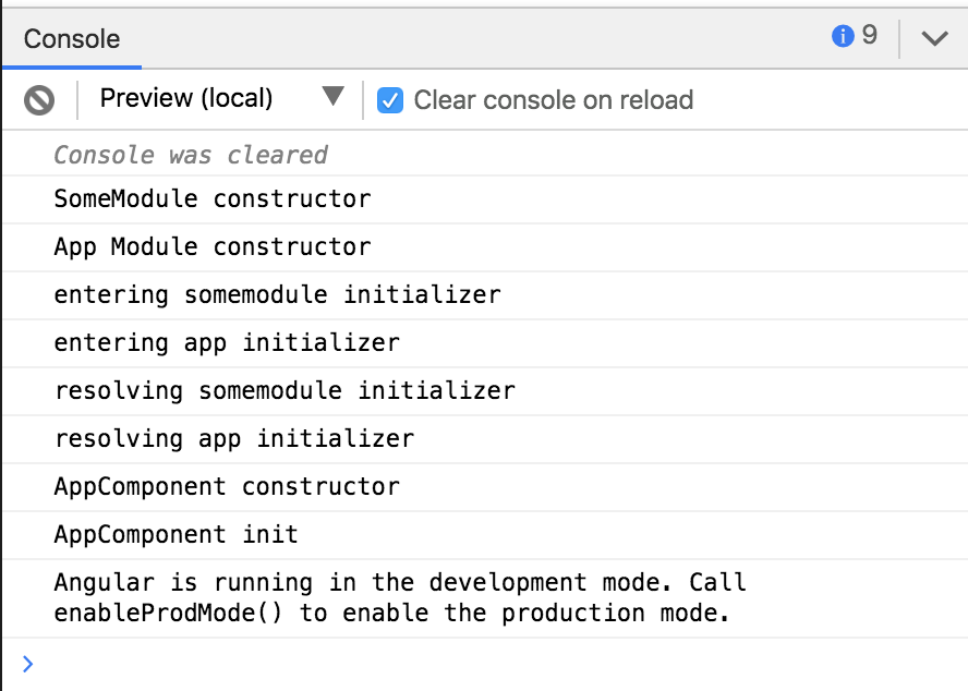 Compile-time vs  Runtime configuration of your Angular App
