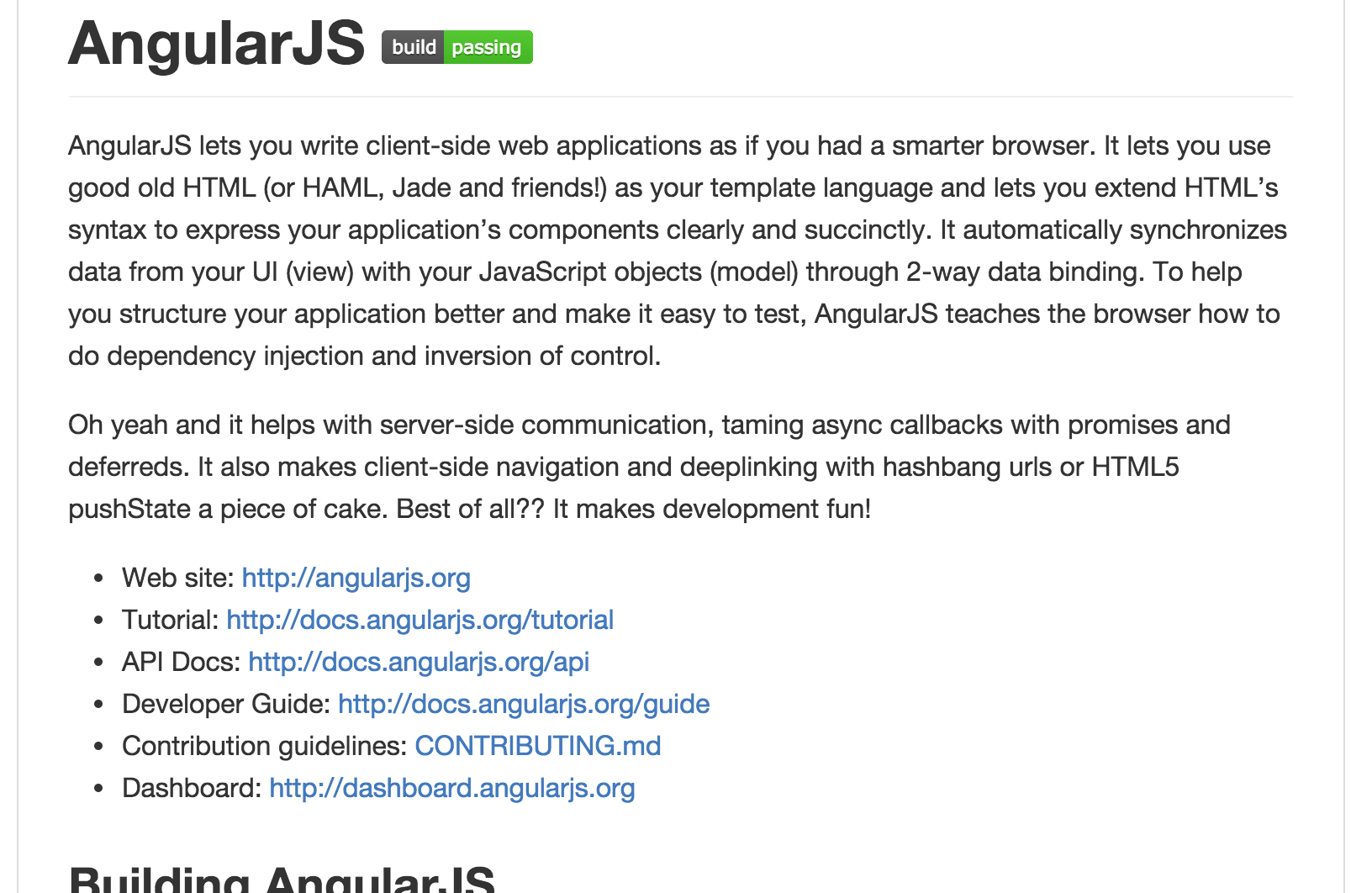 Angular.js README with contribution guidelines