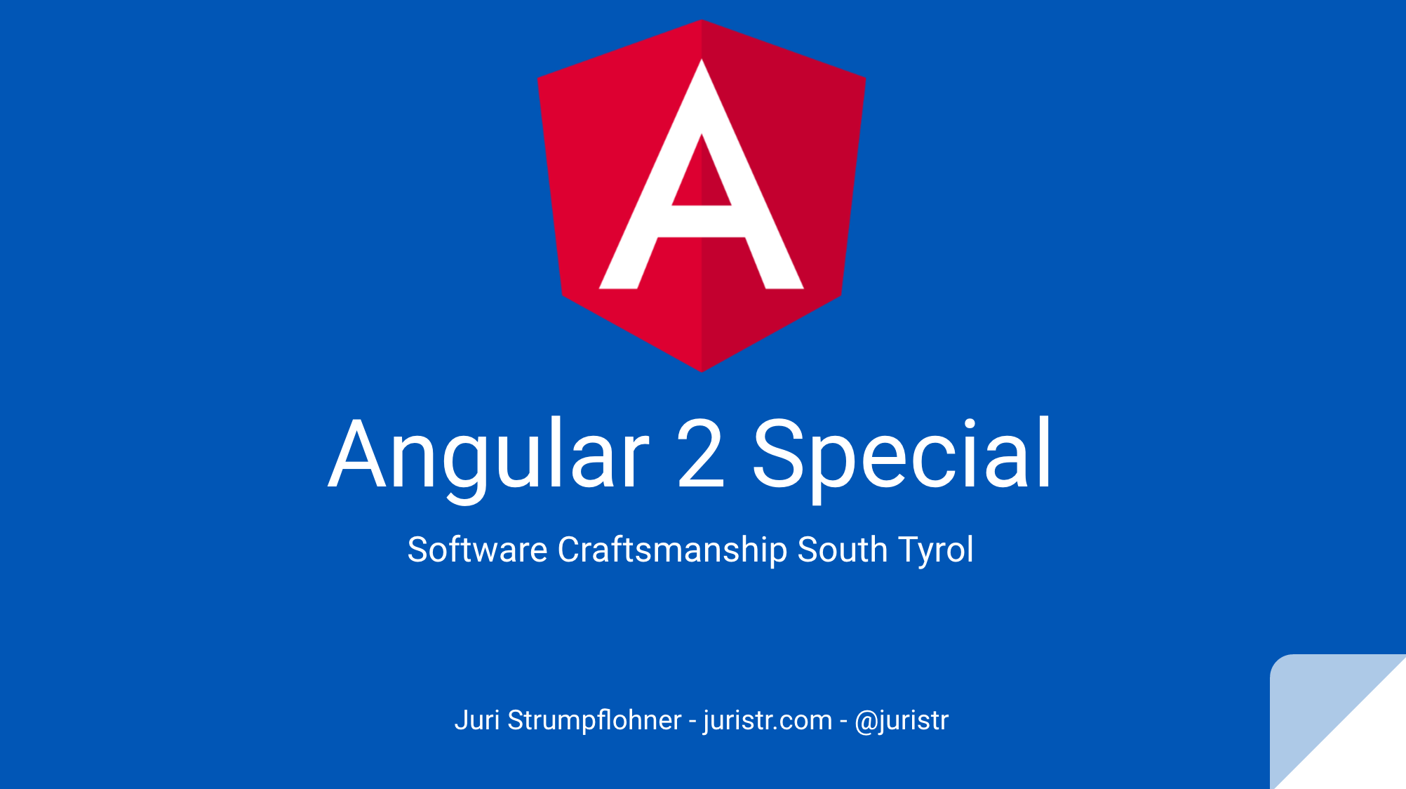 Angular 2+ - A Getting Started Guide for Beginners | juri dev
