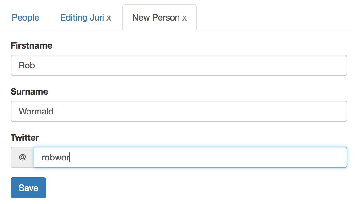 Create a dynamic tab component with Angular | juri dev
